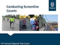 2017 Trail Count Training Presentation