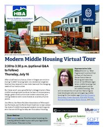 Missing Middle Housing virtual tour