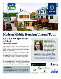 Missing Middle Housing virtual tour