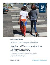 Draft Regional Transportation Safety Strategy