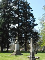 photo of Columbia Cemetery