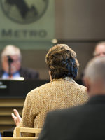 photo of Metro Council meeting