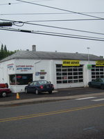 a photo of an auto repair business