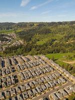 Bethany aerial image