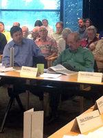 photo of steering committee meeting