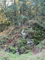 photo of rocky outcrop