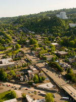 South Portland aerial
