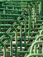 Green construction rebar
