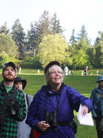 photo of bird walk at April Hill Park