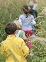 photo of kids on a field trip