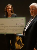 Gresham community planning development grant check
