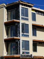 new apartment building under construction