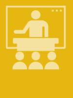 classroom pictogram