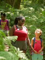photo of Camp ELSO participants at Oxbow Regional Park