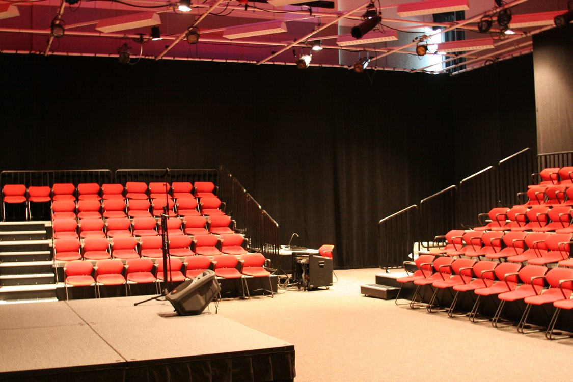 photo of the interior of Brunish Theatre