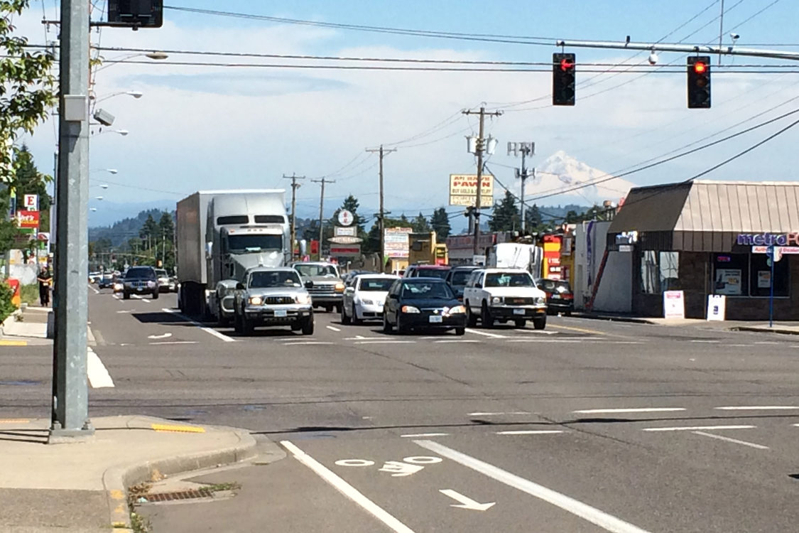 122nd and Division