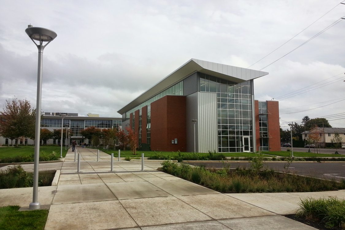 PCC Southeast library and Student Commons