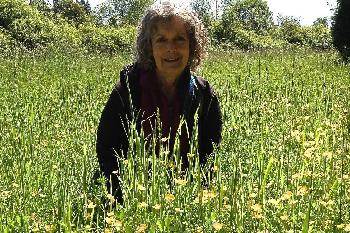 photo of Adrienne Stacey, site steward