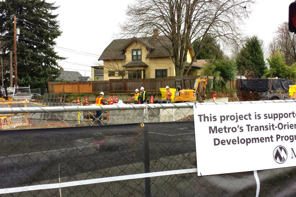 Groundbreaking celebrates transit-oriented development project in Kenton