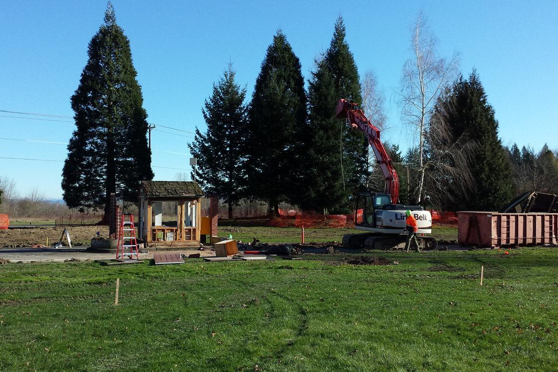 photo of Blue Lake Regional Park improvements