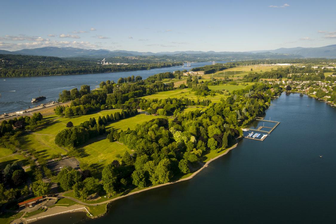 photo of Blue Lake Regional Park