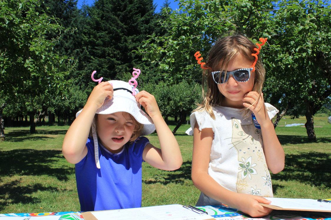 photo of children at Pollination Celebration