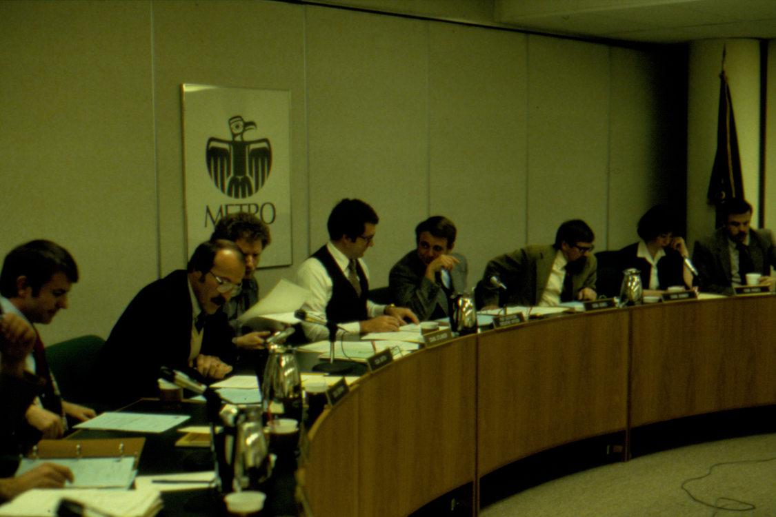 Metro Council (circa 1983-83)