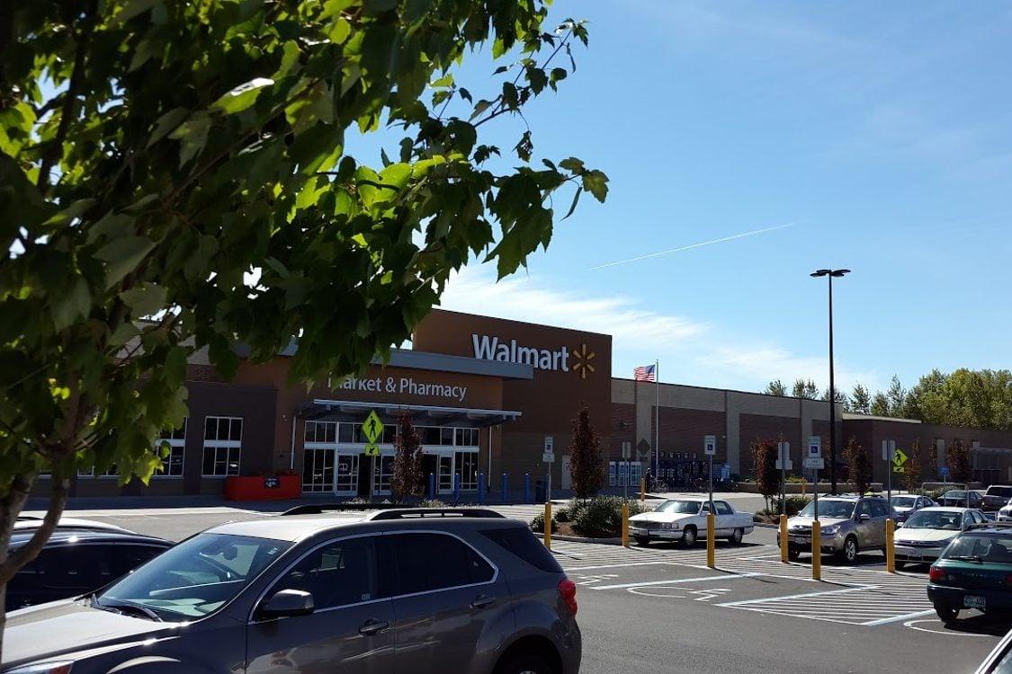 Wal-Mart Tigard Triangle