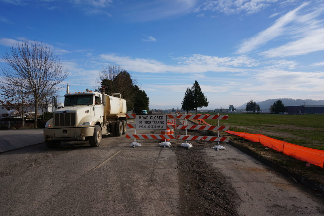 Troutdale Industrial Access Project