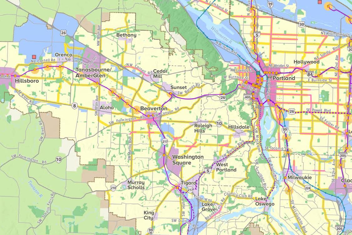 2040 map westside detail