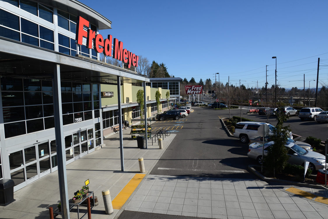 Burlingame Fred Meyer