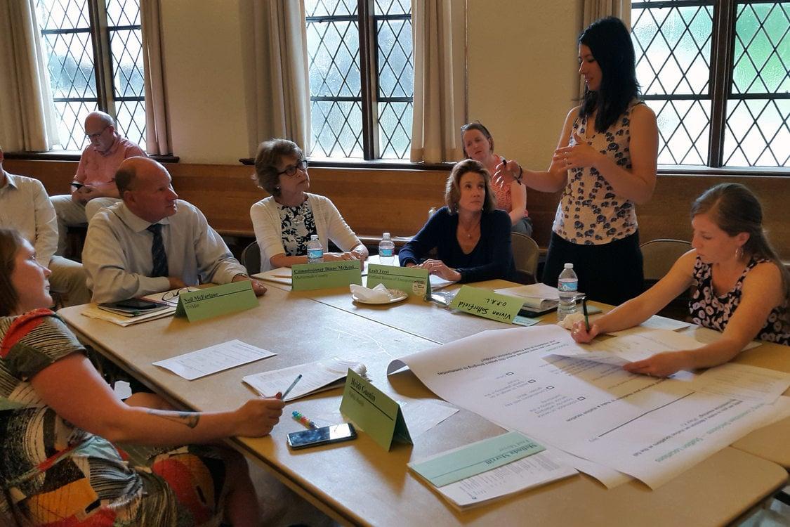 Powell-Division steering committee meeting, June 1, 2016