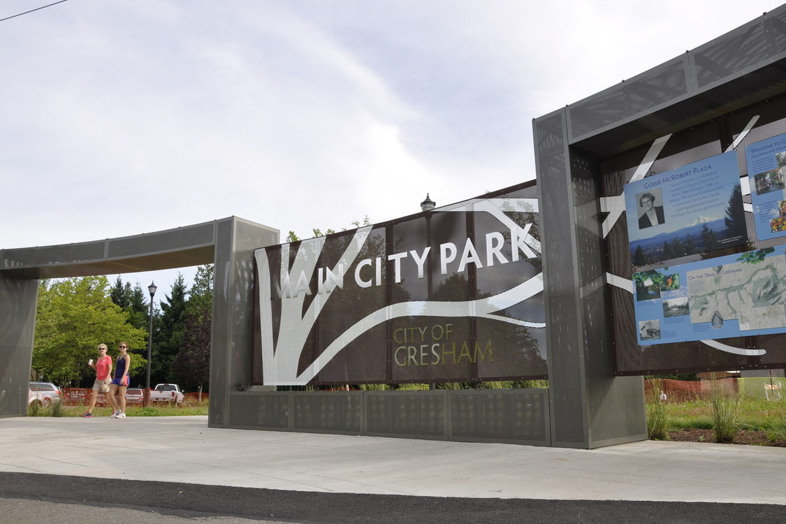 photo of Main City Park in Gresham