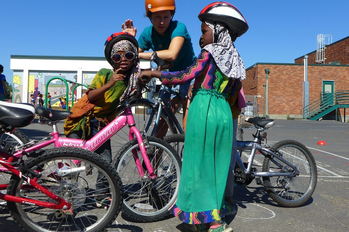 photo of Community Cycling Center bike camp