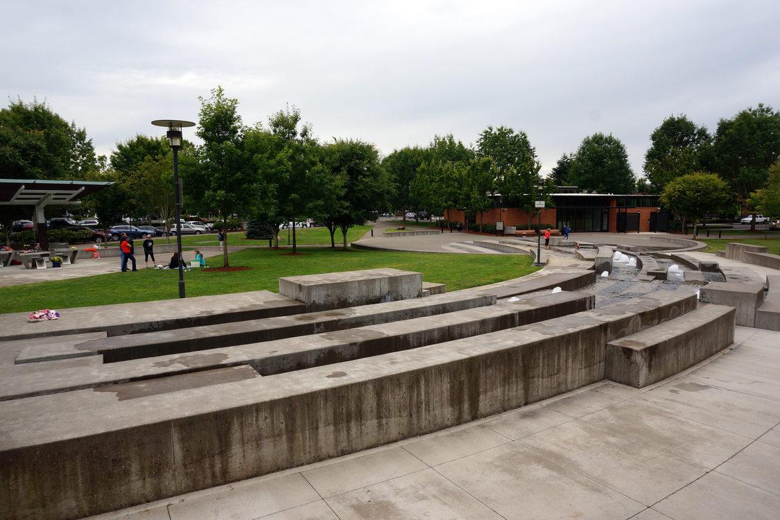 Wilsonville Town Center Park
