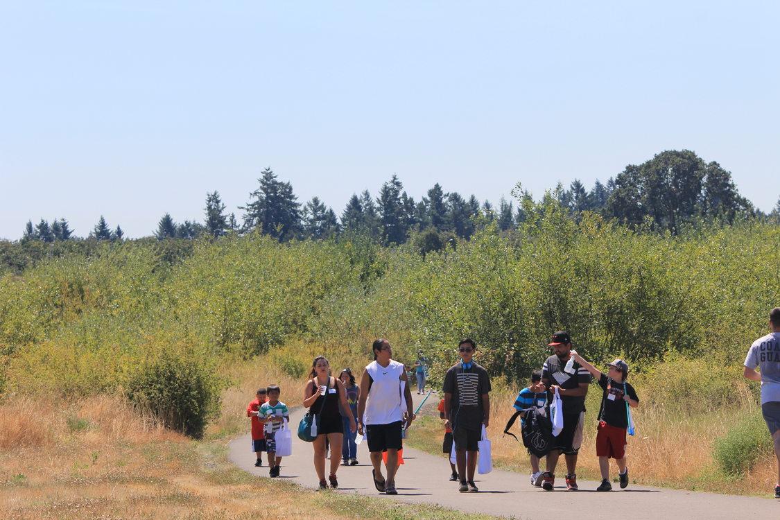 photo of Latino Greenspaces at Graham Oaks Nature Park