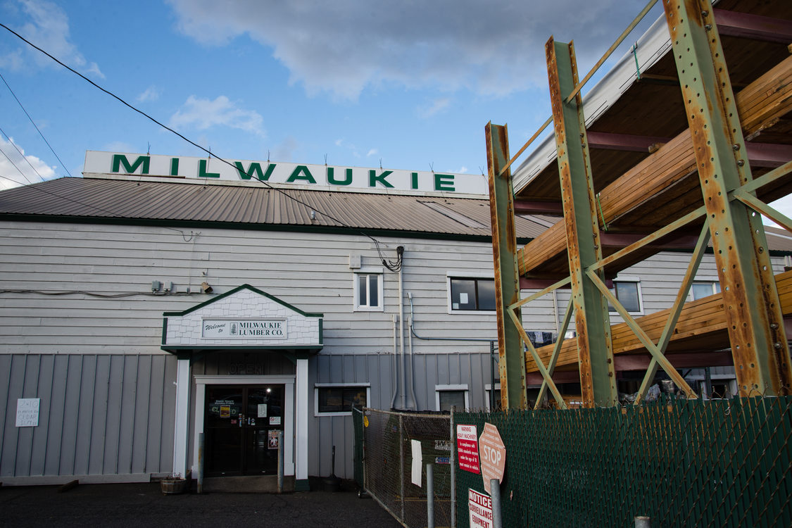 Milwaukie Lumber