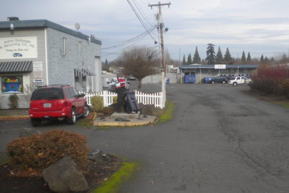 Aloha Garbage Company facility