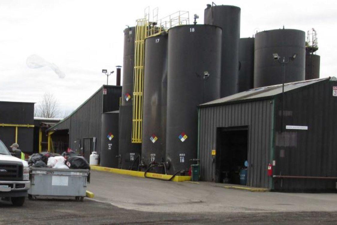Oil Re-Refining Company facility