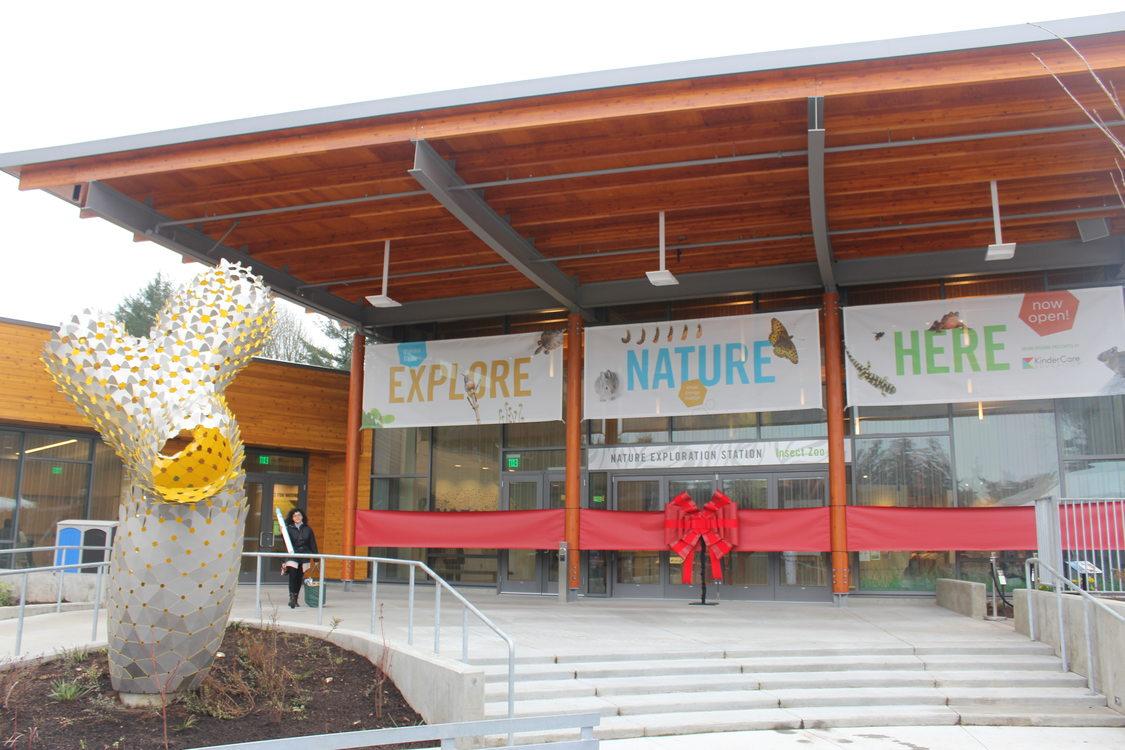 photo of Oregon Zoo Education Center