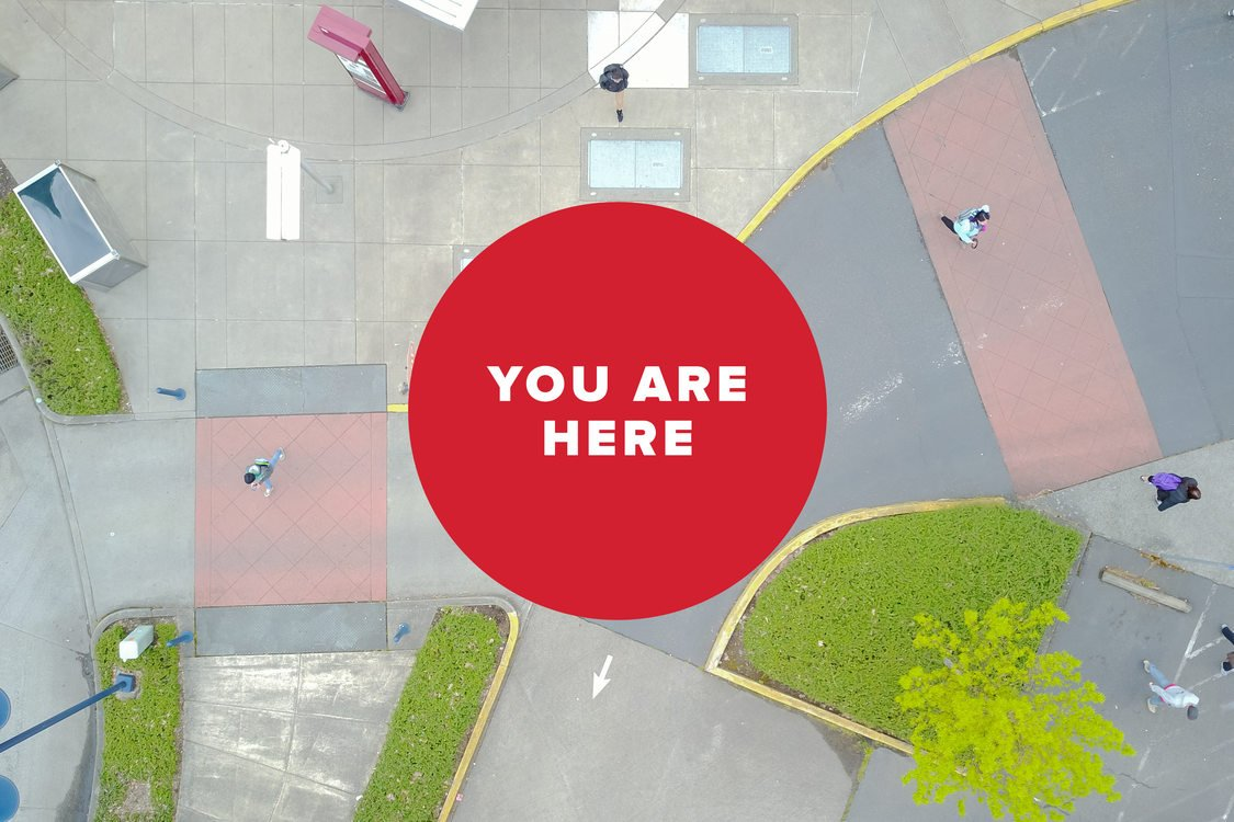 You are here: Crosswalks
