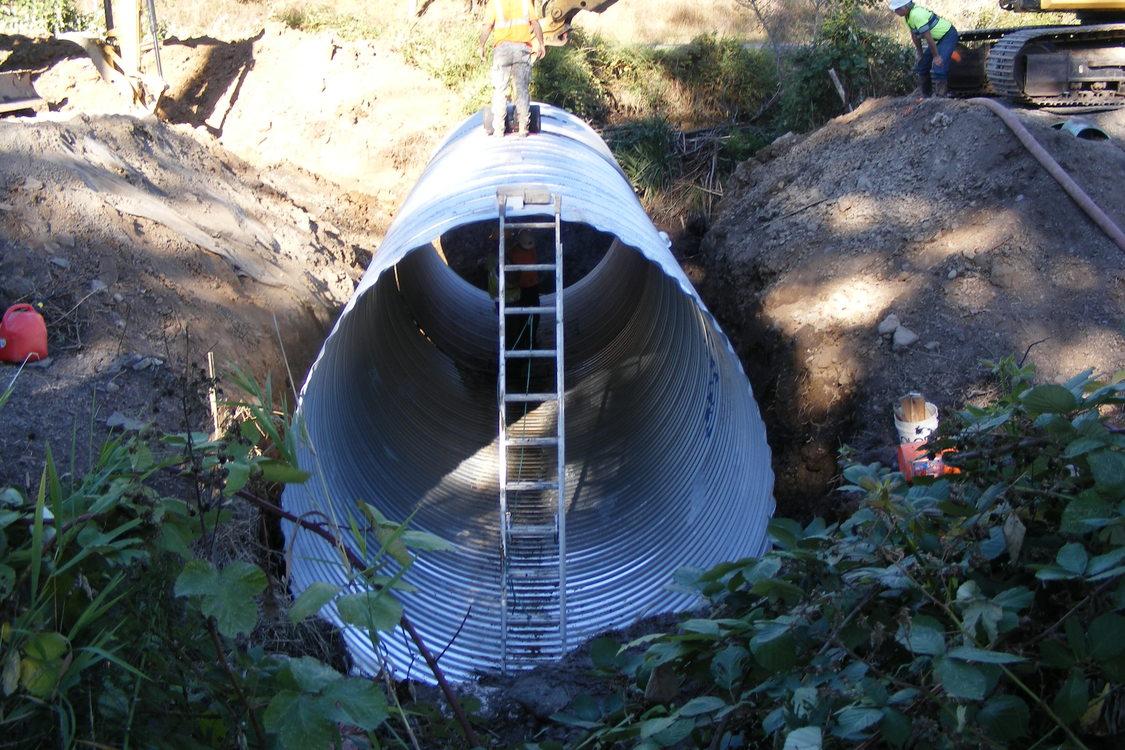 photo of Badger Creek