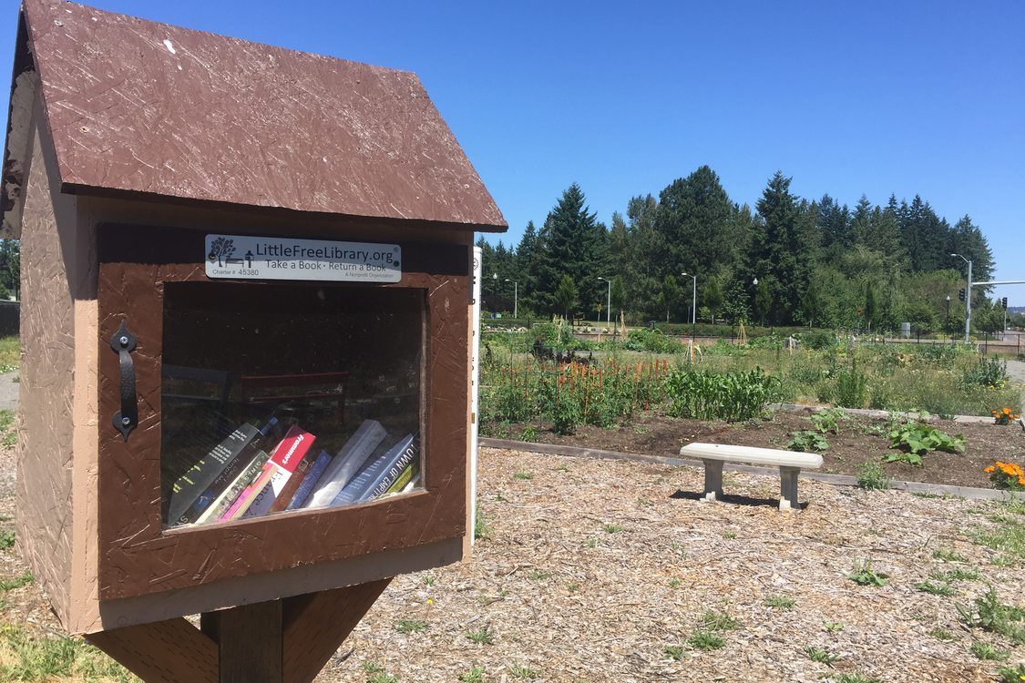 The Sherwood Community Garden