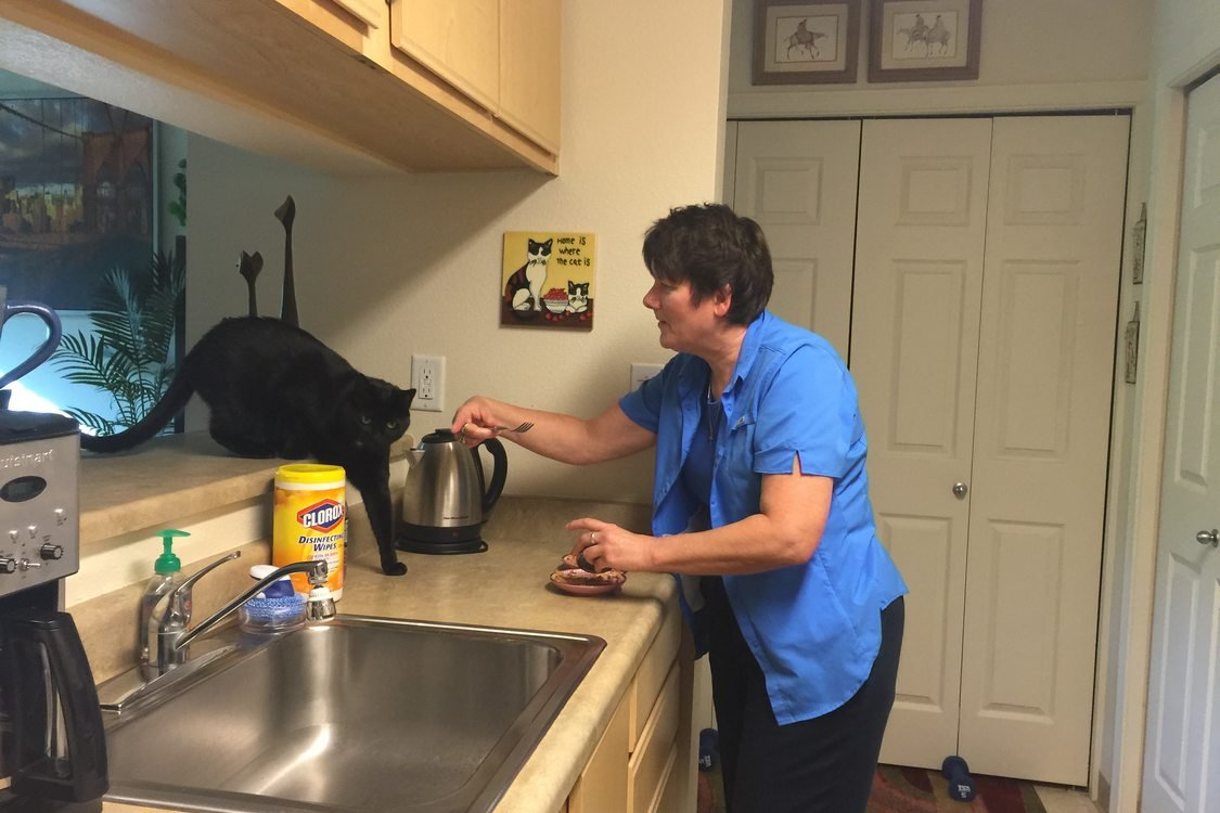 Karen Duncan kitchen