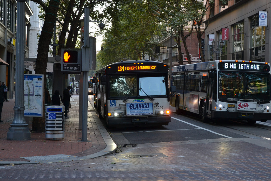 Over the river and through the gridlock: I-5 by bus | Metro