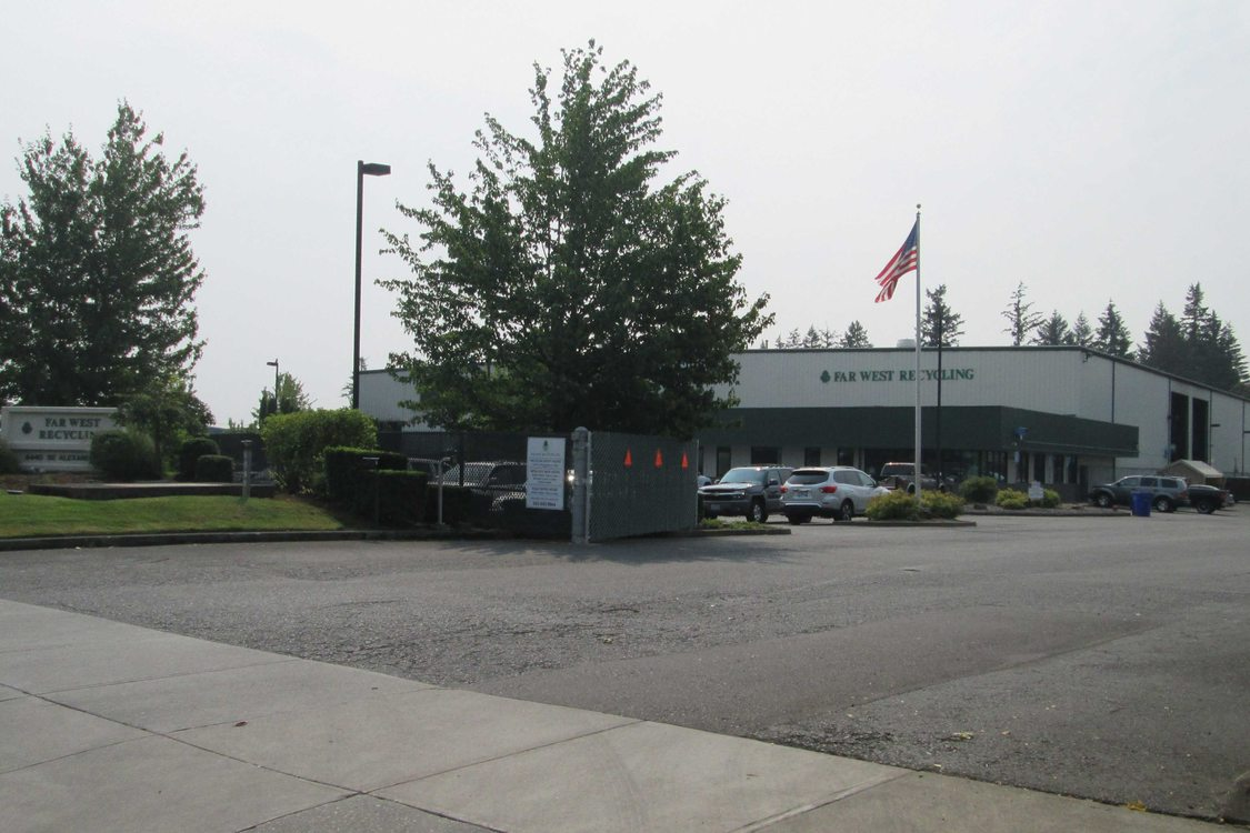 Image of Far West Recycling Hillsboro