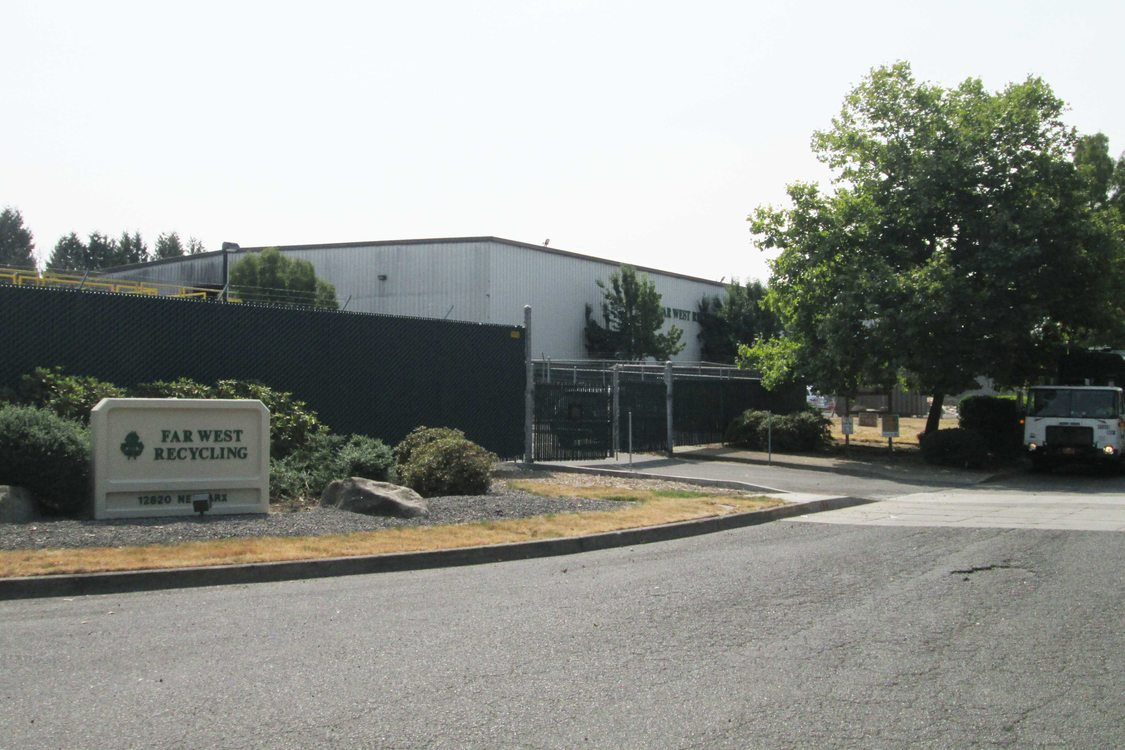 Image of Far West Recycling Northeast Portland