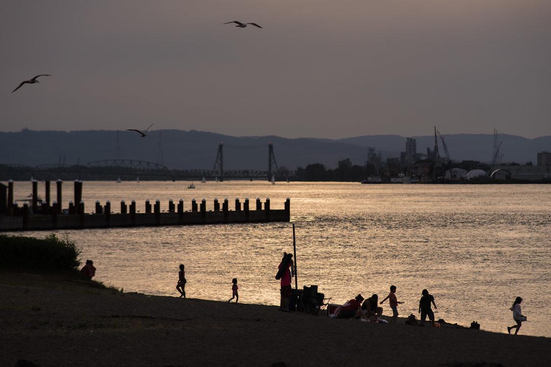 photo of Broughton Beach