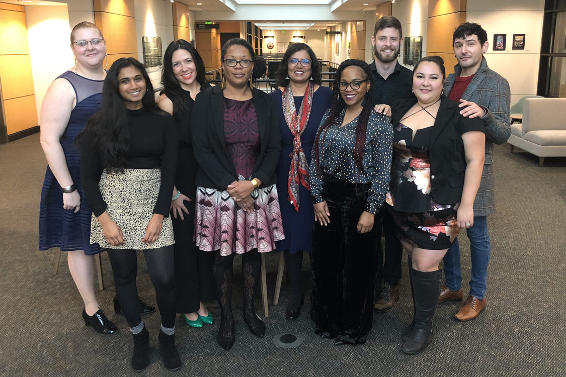 members of Metro's Diversity, Equity and Inclusion team