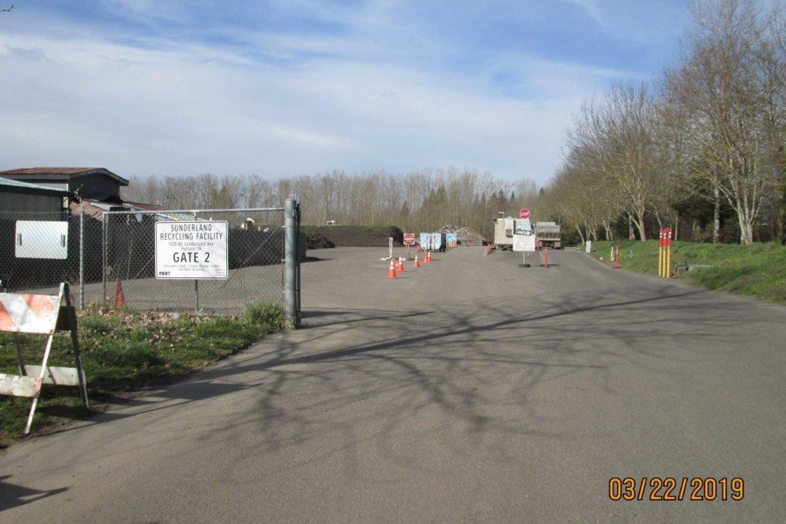 Sunderland Recycling facility image